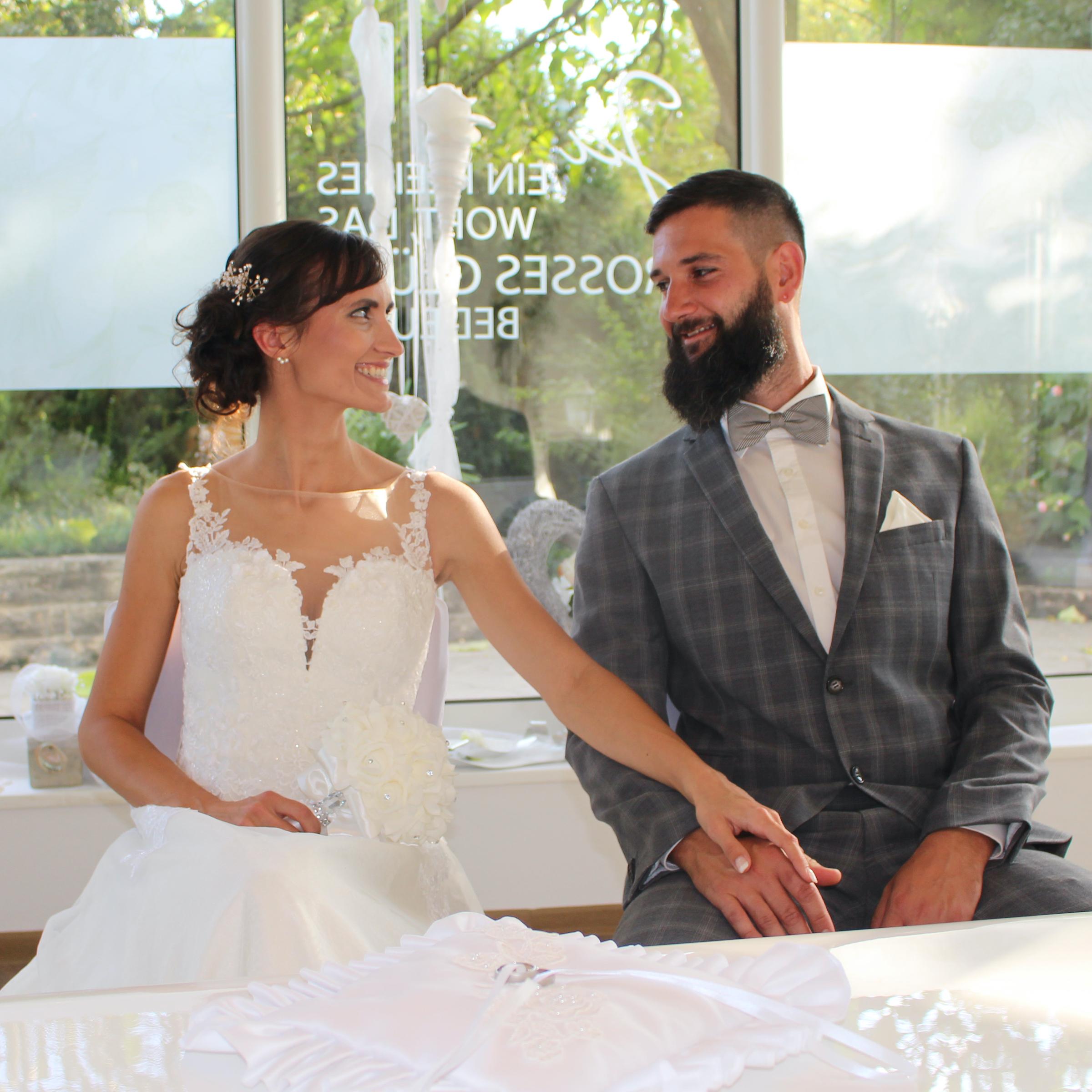 Hochzeitspavillon